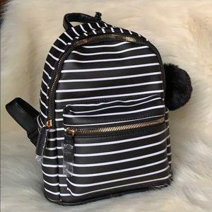 Like Dreams Mini Backpack Stripes NWT